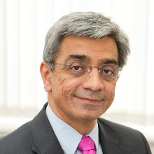 Prof Bhik Kotecha